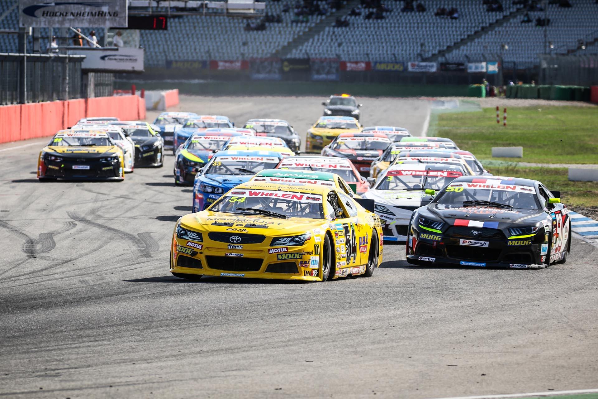 photo by Euro NASCAR